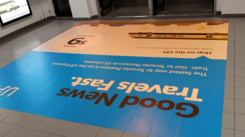 Floor Graphics - 012