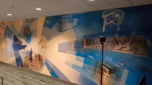 Wall Graphics 11